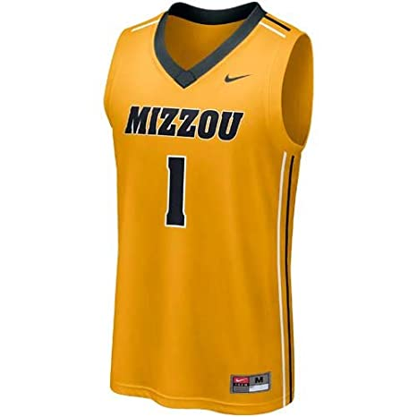 Amazon.com: Nike Men s Missouri Tigers Réplica Jersey de ...