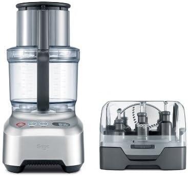 Sage Appliances SFP800BAL2EEU1 Robot de cocina compacto, 2000 W ...