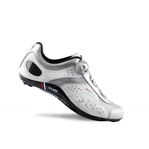 ROAD SHOE CX331C SPEEDPLAY WHITE SILVER 4x6Uq