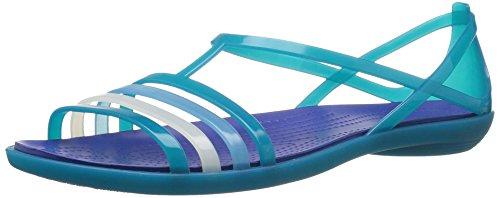 Crocs Isabella Sandal W - Sandalias  para Mujer Blue