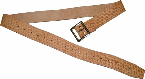Rooster 416X 1-3/4-Inch Wide Heavy Duty Leather Work Belt by Rooster (Image #1)