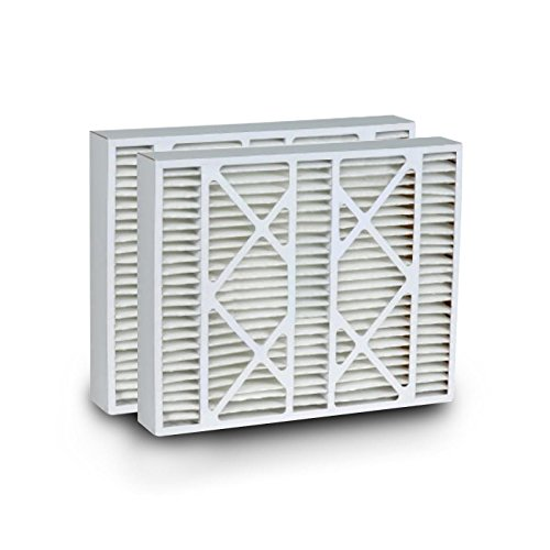 Comfort Plus 20x21x5 MERV 11 Comparable Air Filter - 2PK