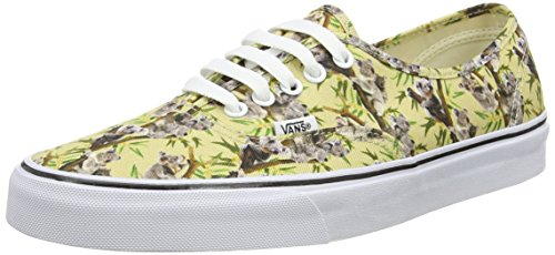 true Adulte Multicolore koala White Authentic Sneakers Vans Mixte chambray wOvWq4U40S