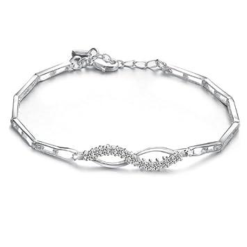Old Rubin Ladies Fashion Women S Adjustable 925 Sterling Silver