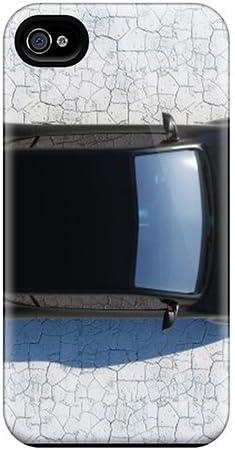 Alta calidad Busttermobile168 Flexible TPU casos para iphone 6 – BMW M cero Concep vista superior negro viernes: Amazon.es: Electrónica