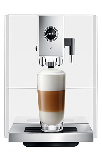 Buy jura a7 beans to cup automatic coffee machine piano white jura a7 beans to cup automatic coffee machine piano white fandeluxe Choice Image