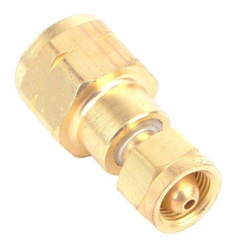 Forney acetylene regulator adaptor welding supply