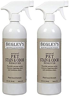 Begley's Best Pet Stain & Odor Remover - 24 oz