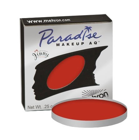 Couples Costumes Halloween Famous (Mehron Makeup Paradise AQ Face and Body Paint, BEACH BERRY: Tropical Series Refill-)