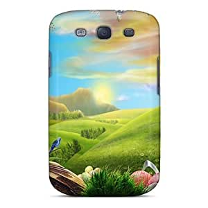 UGbARrp2234UECBL Tpu Case Skin Protector For Galaxy S3 Nature 3d With Nice Appearance