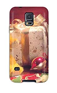 Fashion Protective Christmas 27 Case Cover For Galaxy S5