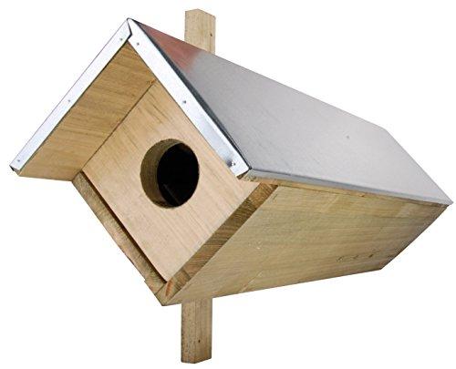 Esschert Design NK44 Small Owl Box Barn Owl Nest Box