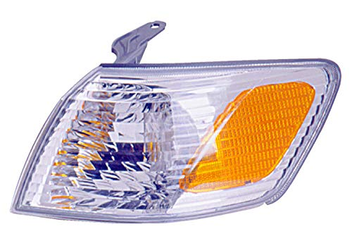 For 2000 2001 Toyota Camry Turn Signal Corner Light lamp Assembly Driver Left Side Replacement TO2530136