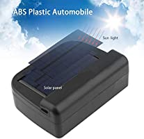 Ventilador solar para coche, Winnes Solar Poder Auto Ventana
