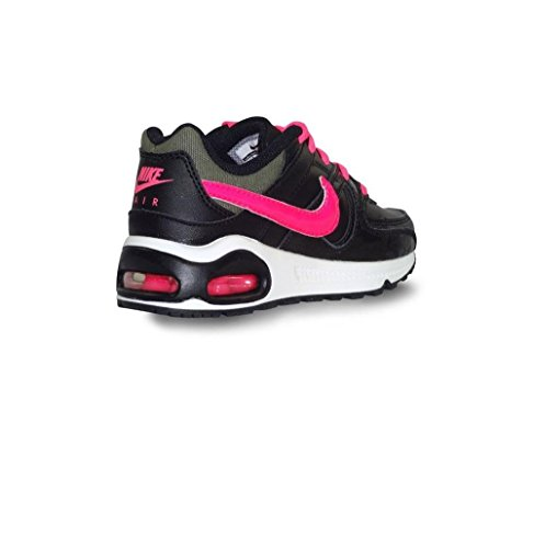NIKE AIR MAX COMMAND LTR PS 652963 063 BLACK/PINK