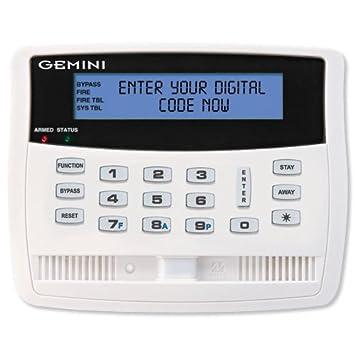Napco Gemini Talking teclado (gem-k1vps): Amazon.es: Electrónica