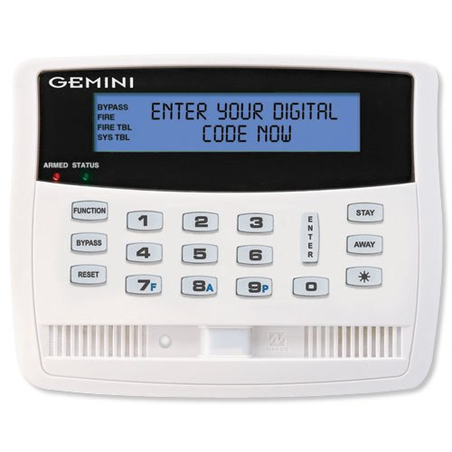 Napco Gemini Talking Keypad (GEM-K1VPS) by Napco Security