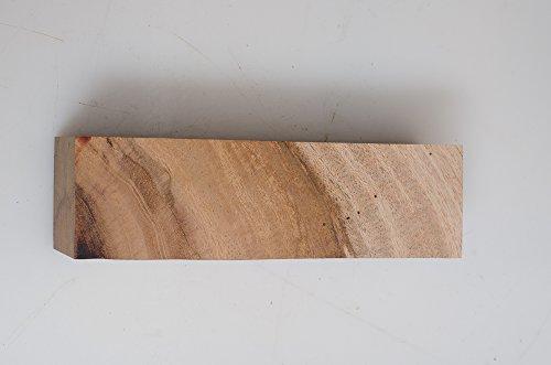 Jatoba Crotch Wood Call Blank - Brazilian Cherry Jatoba