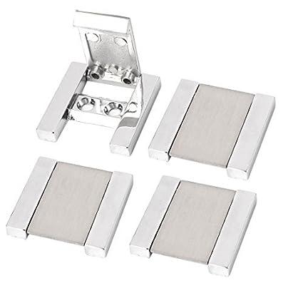 eDealMax gabinete armario cajón de la puerta 39.5mm x 39.5mm ...