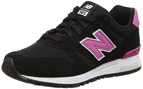 New running Balance mujeres formación wl565pg Black Zapatillas 001 565 de Multicolor UqatBnWq