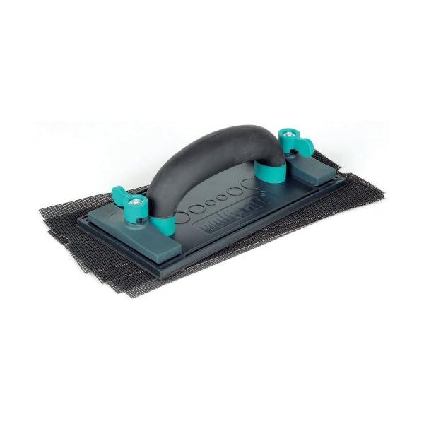Wolfcraft-8722000-Levigatrice-manuale-per-cartongesso