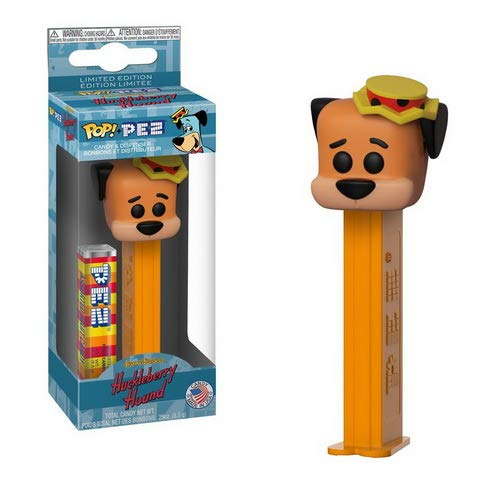 Orange Hounds - Funko POP! Pez: Hanna-Barbera - Huckleberry Hound [Orange] - Funko-Shop Exclusive! [Limited Edition of 2500]