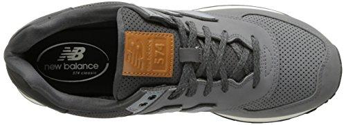 Grigio Running New Grey Scarpe Balance 574 Uomo fPxq0UFT
