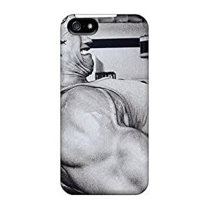 Defender Cases With Nice Appearance (arnold Schwarzenegger) For Iphone 5/5s