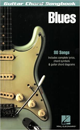 Amazon Blues Guitar Chord Songbooks 0073999997330 Hal