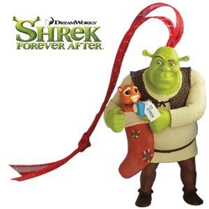 2010 Hallmark Ornament - Shreks Purr-Fect Friend 2010 Hallmark Ornament - QXI2326