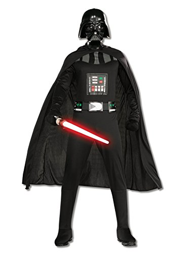 (Rubie's Star Wars Complete Darth Vader, Black, X-Large)