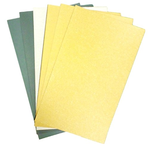 Expert choice for model sandpaper