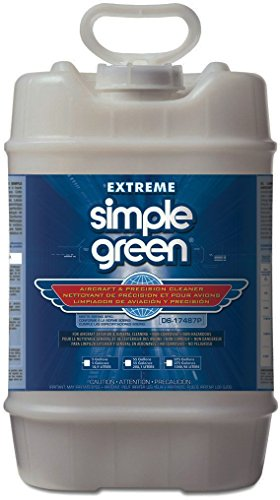 Simple Green 13405 Extreme Aircraft and Precision Cleaner, 5 Gallon Bottle