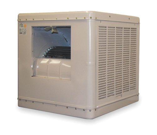 - Essick Air - 2YAE3-2HTL4 - Ducted Evaporative Cooler, 6500 cfm, 3/4HP