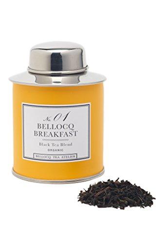 (No. 01 Bellocq Breakfast Tea - 3oz Yellow Traveler Caddy)