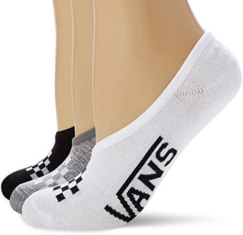 Vans Girls' No Show Canoodle Socks