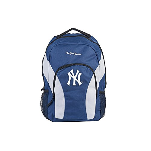 - The Northwest Company New York Yankees Backpack Draftday Style Navy and Gray