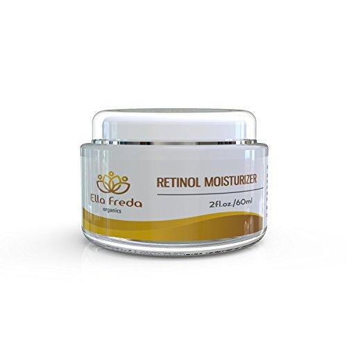 Strivectin Wrinkle And Stretch Mark Cream (Retinol Moisturizer Cream 2 oz - with Retinol, Hyaluronic Acid, Jojoba Oil - Reduces Wrinkles, Fine Lines, Helps Fight Signs of)