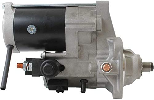 DB Electrical SND0753 Starter Compatible With//Replacement For John Deere Tractor 7210 7405 7410 7505 7510 7515 7600 7610 414 Diesel Engine 1993-2015 Sprayer 4700 4710 228000-6540 228000-6541 RE70473