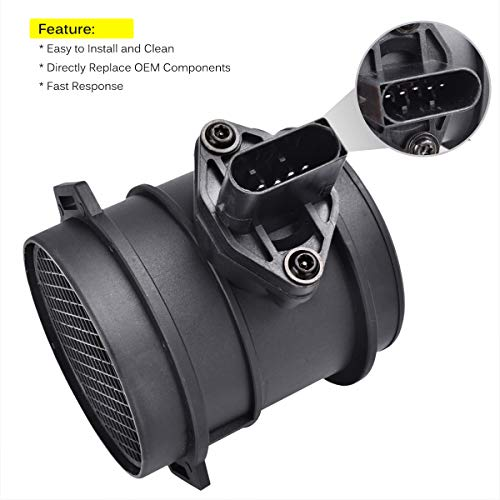 MAF Mass Air Flow Meter Sensor for Mercedes-Benz E430 E500 G500 ML430 S500 C43