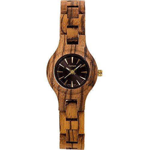 Tense L7509Z Mini Pacific Men's Wood Watch
