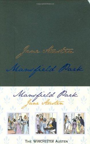 Download Mansfield Park (The Winchester Austen) pdf epub
