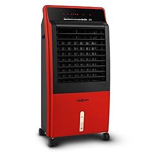 oneConcept CTR-1 4in1 Mobile Klimaanlage mobiles Luftkühler-Klimagerät mit...