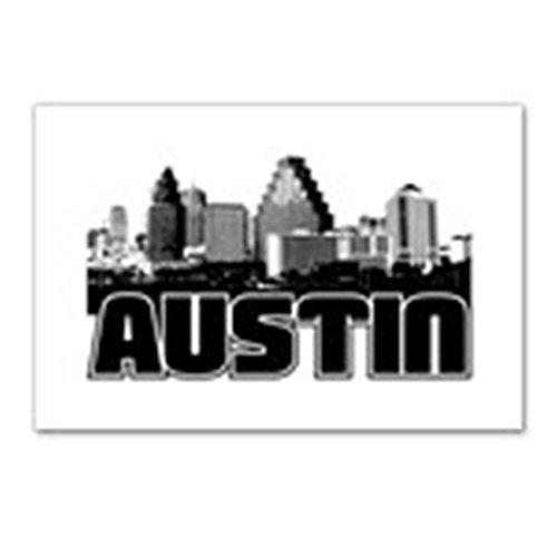 CafePress - Austin Skyline Postcards (Package of 8) - Postcards (Package of 8), 6