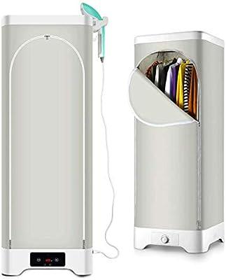 AILIWEI Secador pequeño para el hogar, Secadora Secador de Aire de Doble Capa Planchado Modelos de Pantalla táctil Inteligente Multifunción de Gran ...