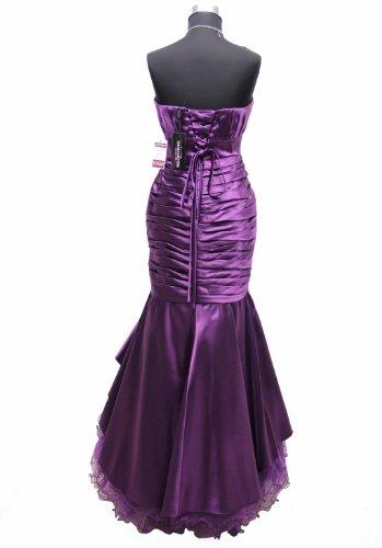 Bodenlanges Mabilia 42 Etui Christine Ballkleid Träger 34 Lila Gr JuJu mit amp; Abendkleid ves Farben nYqEO4twS