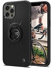 Spigen Gearlock Compatible for iPhone 12/12 Pro Bike Phone Holder Case - Black