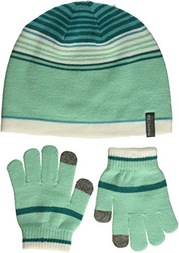 Columbia Kids & Baby Little Kids Hat and Glove Set, Pixie, One -