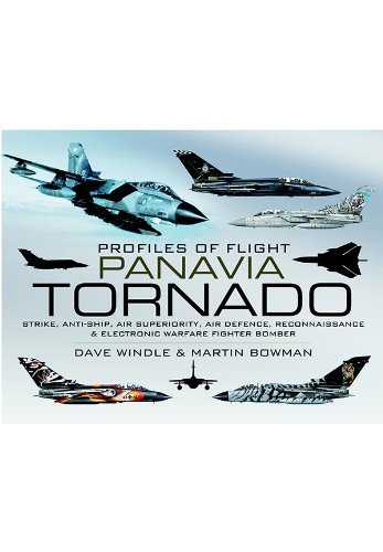 Panavia Tornado: Strike, Anti-ship, Air Superiority, Air Defence, Reconnaissance and Electronic Warfare Fighter-bomber (Profiles of (World Fighters Miniature Model)