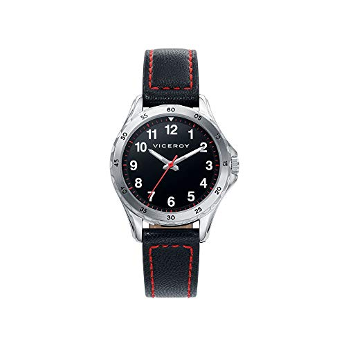 Viceroy Watch 40449-94 Next Child Black Leather